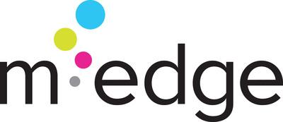 M-Edge logo.