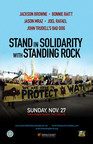 Standing Rock Benefit With Jackson Browne, Bonnie Raitt, Jason Mraz, Joel Rafael and John Trudell's Bad Dog To Be Broadcast Live On Standing Rock's KLND (89.5 FM)