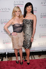Reese Witherspoon and Avon CEO Andrea Jung at the Avon Foundation for Women Gala.  (PRNewsFoto/Avon Foundation for Women)