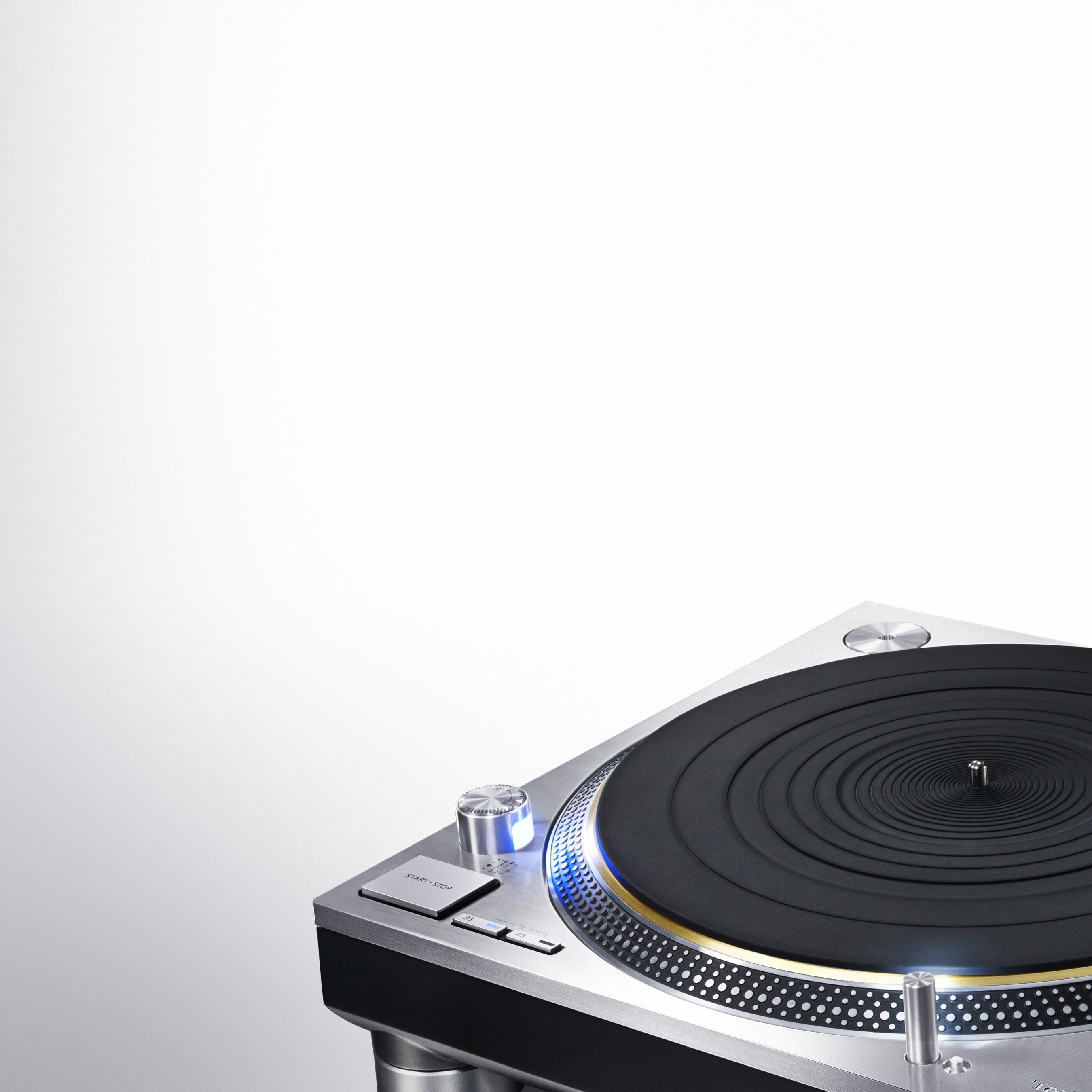 Technics Redefines the Direct-Drive Turntable with the Launch of Next-Generation Reference Model