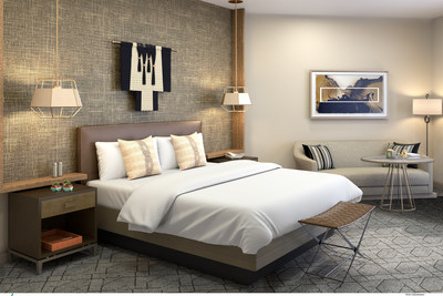 Fairmont Scottsdale Princess expands with 102 new guest rooms with contemporary Southwest decor, opening in 2016.