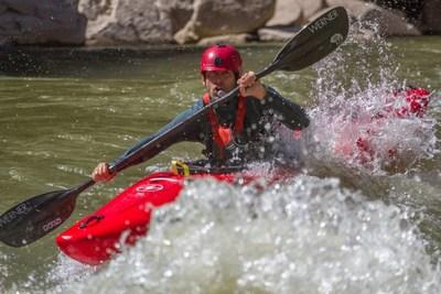 "Nature Valley(TM) Sponsors Blind Adventurer Erik Weihenmayer's ""No Barriers Grand Canyon Expedition"" (PRNewsFoto/Nature Valley)"