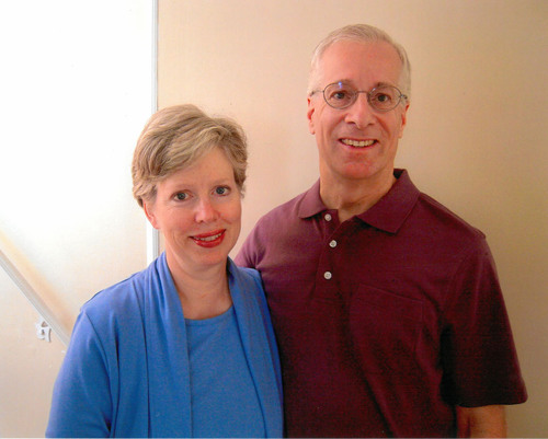 Philadelphia nurse Barbara Mancini and her paramedic husband Joe Mancini.  (PRNewsFoto/Compassion & Choices)
