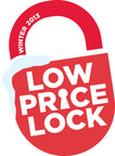 Low Price Lock.  (PRNewsFoto/Giant Eagle)