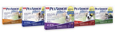 PetArmor Plus Family.