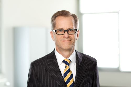 """David Mayo is the new Vice President for CHEP Automotive Europe. Brambles Limited, supply-chain logistics Company, efficient and sustainable supply chains. Editorial use of this picture is free of charge. Please quote the source: """"obs/CHEP"""" (PRNewsFoto/CHEP)"""