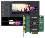 Magewell and Telestream are partnering to showcase the first public previews of Wirecast version 7 with Magewell Pro Capture cards at InfoComm 2016