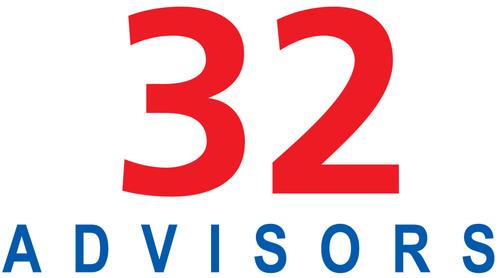 32 Advisors. (PRNewsFoto/32 Advisors) (PRNewsFoto/32 ADVISORS)