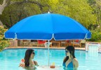 The Pool Buoy, the world's first and only floating umbrella, also uses UV-blocking technology for safer sun time. The Pool Buoy debuts in retail stores nationwide in May 2015.