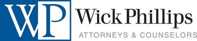 Wick Phillips Logo. (PRNewsFoto/Wick Phillips) (PRNewsFoto/WICK PHILLIPS)