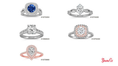 Shane Co.'s Top 5 Engagement Rings for Fall