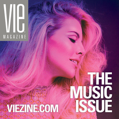 VIE cover girl Morgan James will perform during NYC's 2014 Winter Jazzfest on Saturday, Jan. 11 at 7:45 p.m. at Zinc Bar in Greenwich Village. Tickets available at WinterJazzfest.com.  (PRNewsFoto/VIE magazine)