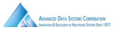 The ADS corporate logo.  (PRNewsFoto/Advanced Data Systems)