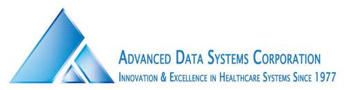 The ADS corporate logo. (PRNewsFoto/Advanced Data Systems) (PRNewsFoto/ADVANCED DATA SYSTEMS)