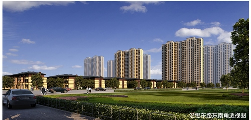 Century Bridge Wuxi Residential Development - One of Two China Tier 2 City Residential Developments Totaling ...