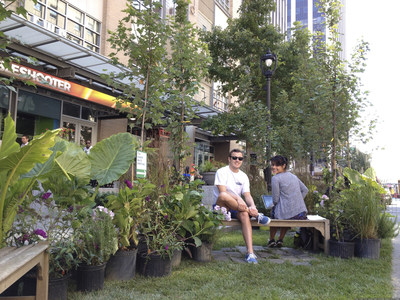 Celebrate PARK(ing) Day 2015! Transform a parking space into a temporary mini-park, or parklet, on September 18. Share your parklet photos with the American Society of Landscape Architects using #ASLAPD. Your parklet could win a chance to be featured in Landscape Architecture Magazine!