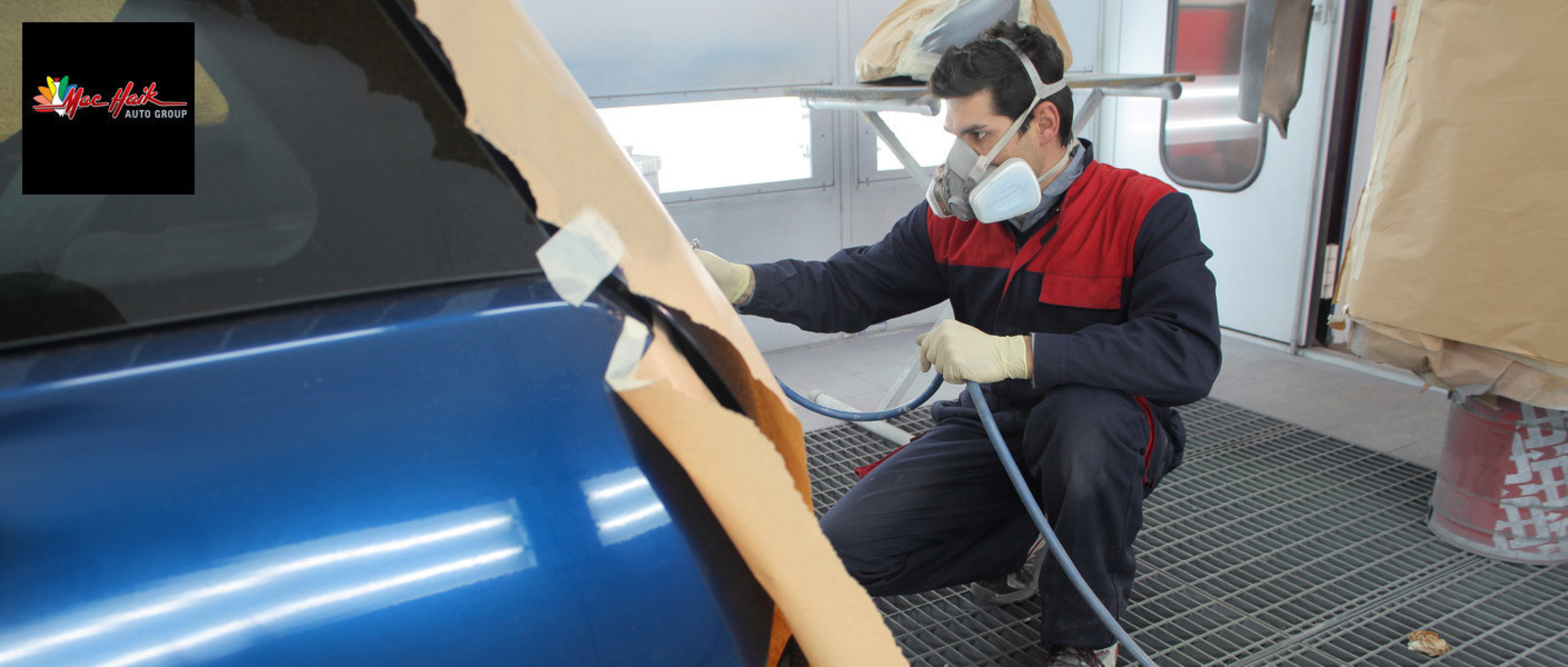 Dallas-area body shop offers expert collision repair for local Ford owners