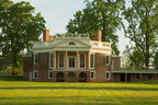 """Thomas Jefferson's Poplar Forest in Bedford County, Virginia P(John Henley, Richmond, VA); Thomas Jefferson considered Poplar Forest--the private retreat he created for his retirement--""""the most valuable of my possessions."""" Home to the octagonal villa that represents his most personal and perfect work of architecture, Poplar Forest opened to the public in 1986, while still in a pre-restoration state. Now, a capital campaign is underway to aid the historic property's transition from its founding era, focused on restoration and preservation, to its next era of growth.; For information: www.poplarforest.org"""