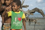 Brother International Europe is supporting Cool Earth's new project in Papua New Guinea. (PRNewsFoto/Brother International Europe)