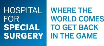 Hospital for Special Surgery Logo (PRNewsFoto/Hospital for Special Surgery)