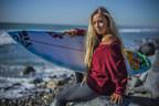US Surf Champion and the latest VeganSmart ambassador, Tia Blanco