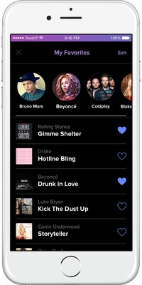 TouchTunes to release music-first redesign of #1 jukebox app in April. Be the DJ like never before.