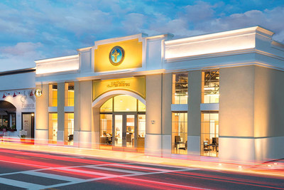 Scientology Volunteer Ministers Center, opened July 2015 to provide help to Tampa Bay area