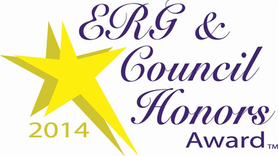 The ERG & Council Honors Award(TM) is the premiere annual national award that recognizes, honors and celebrates the outstanding contributions and achievements of ERGs and Diversity Councils. (PRNewsFoto/PRISM International, Inc.) (PRNewsFoto/PRISM INTERNATIONAL, INC.)