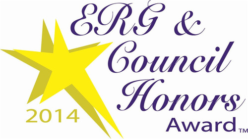 The ERG & Council Honors Award(TM) is the premiere annual national award that recognizes, honors and celebrates  ...