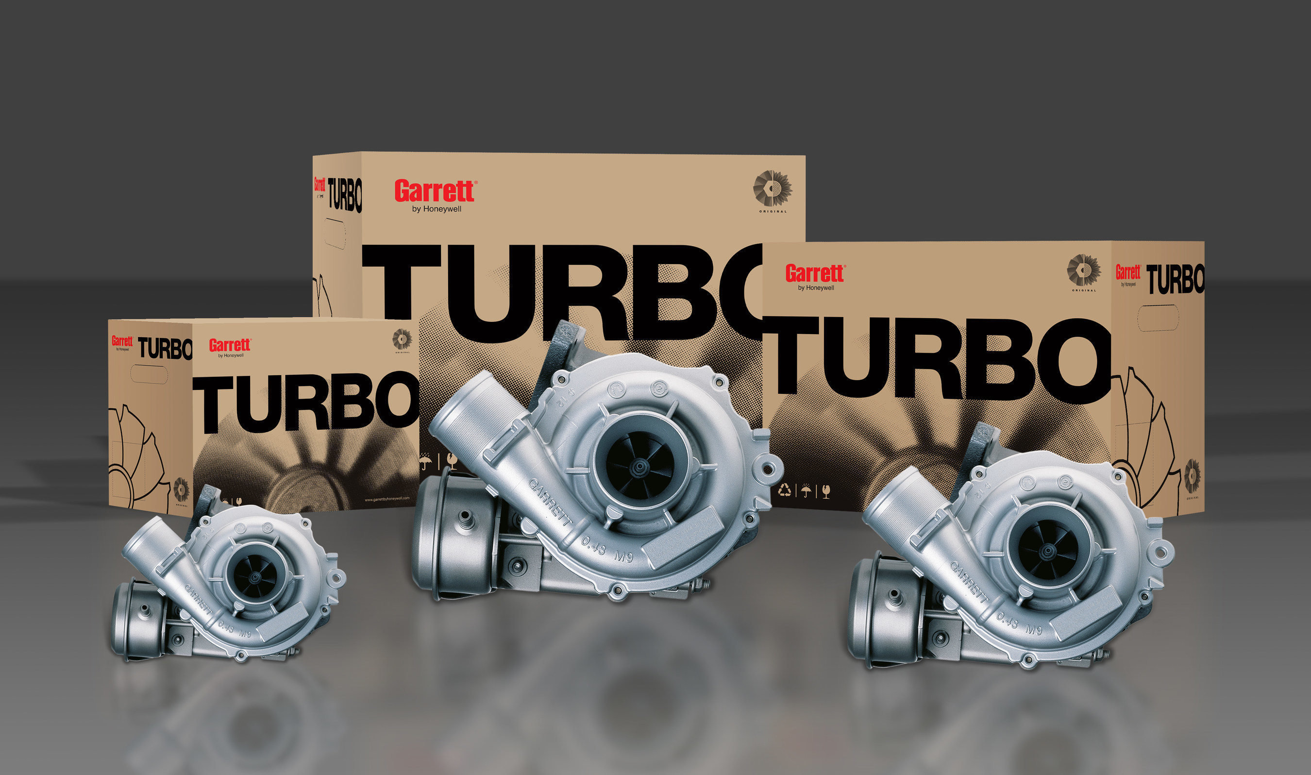 At Honeywell, our Garrett(R) aftermarket turbos cover a wide product range, while our carefully selected distributor network delivers excellence in technical advice and customer service..