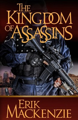 Kingdom of Assassins Cover