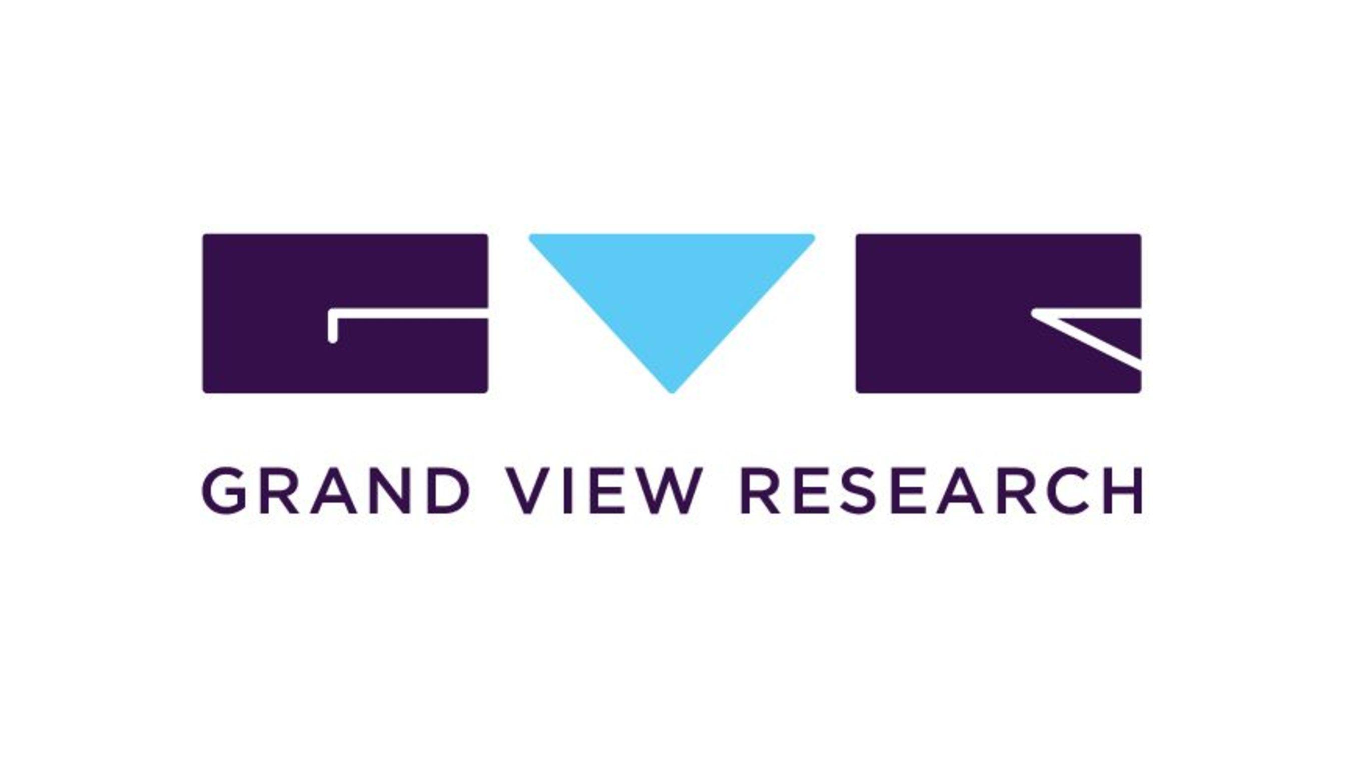 Grand View Research Logo (PRNewsFoto/Grand View Research_ Inc_)