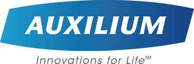 Auxilium Pharmaceuticals, Inc.  Logo.  (PRNewsFoto/Auxilium Pharmaceuticals, Inc.)