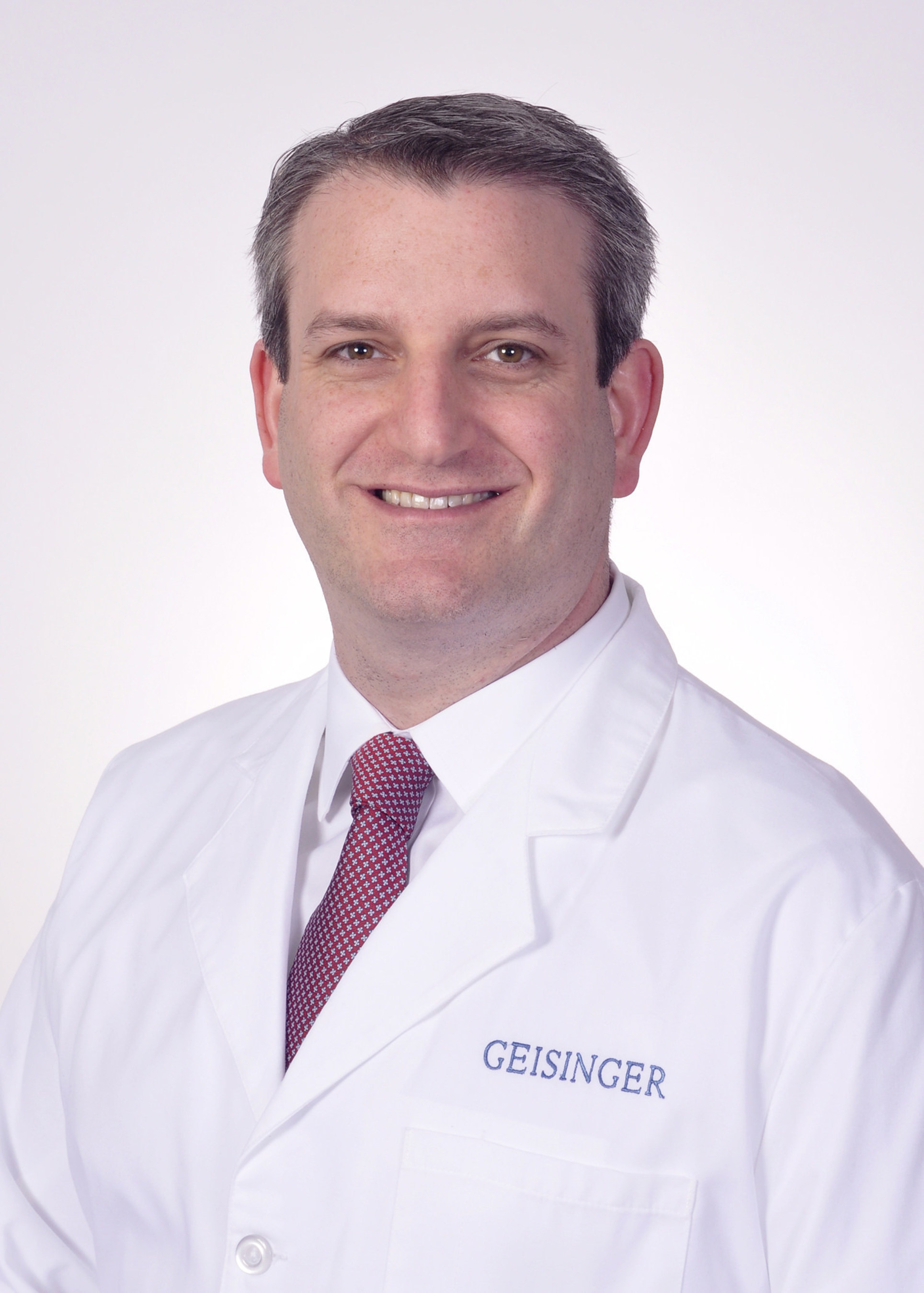 Jonathan Slotkin, M.D., medical director, Geisinger in Motion, director of spinal surgery, Neurosurgery, Geisinger Health System
