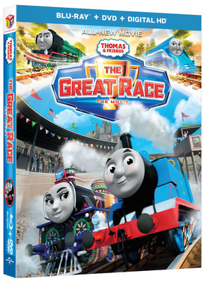From Universal Pictures Home Entertainment: Thomas & Friends(TM): The Great Race