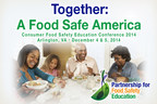 register at www.teamfoodsafety.org/2014 (PRNewsFoto/Partnership For Food Safety..)