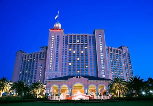 JW Marriott Orlando Grande Lakes.  (PRNewsFoto/Grande Lakes Orlando)