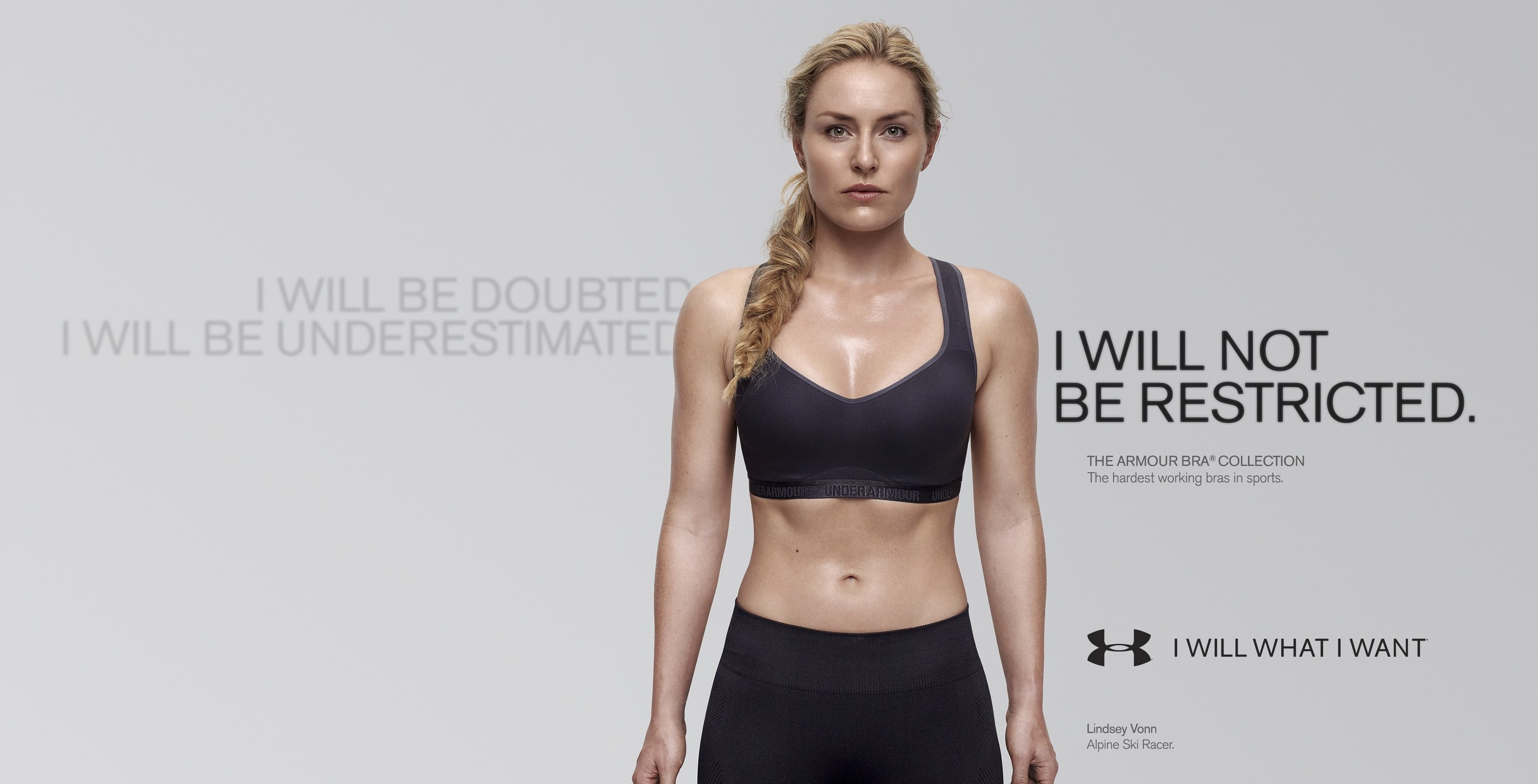 Under Armour Launches All-New Armour Bra Collection