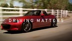 """Mazda Launches All-New Advertising Campaign, """"Driving Matters"""""""