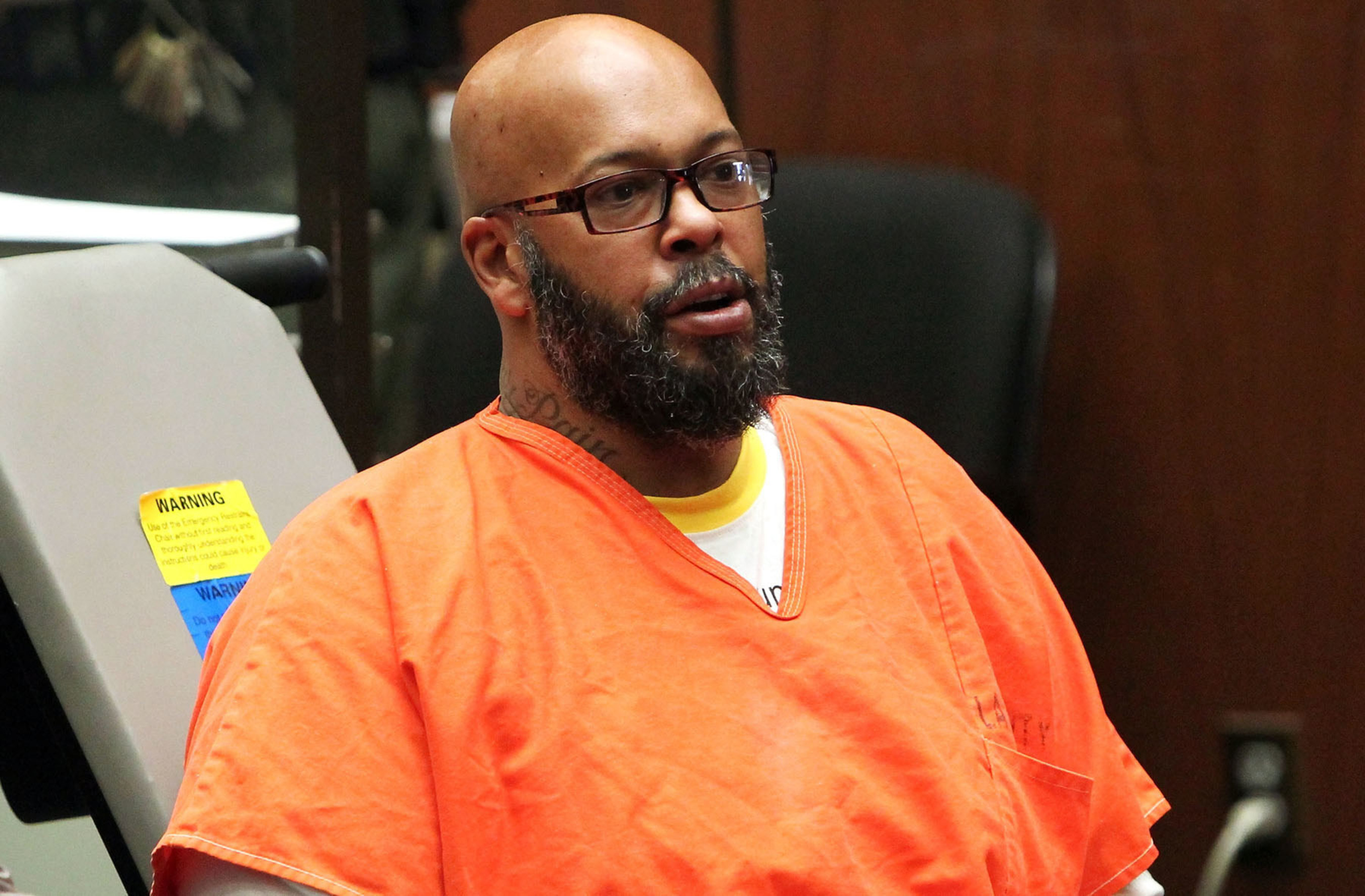Suge Knight facing a pending Murder case involving an alleged hit-and-run incident in Compton, California.