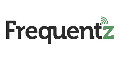 Frequentz, Inc. Logo. For more information, visit www.frequentz.com.