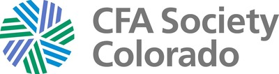 CFA Society Colorado Logo (PRNewsFoto/CFA Society Colorado)