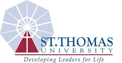 St. Thomas University logo. (PRNewsFoto/St. Thomas University)