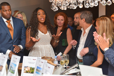 Beyond the Boroughs National Scholarship Fund Announces Partnership with The Serena Williams Fund