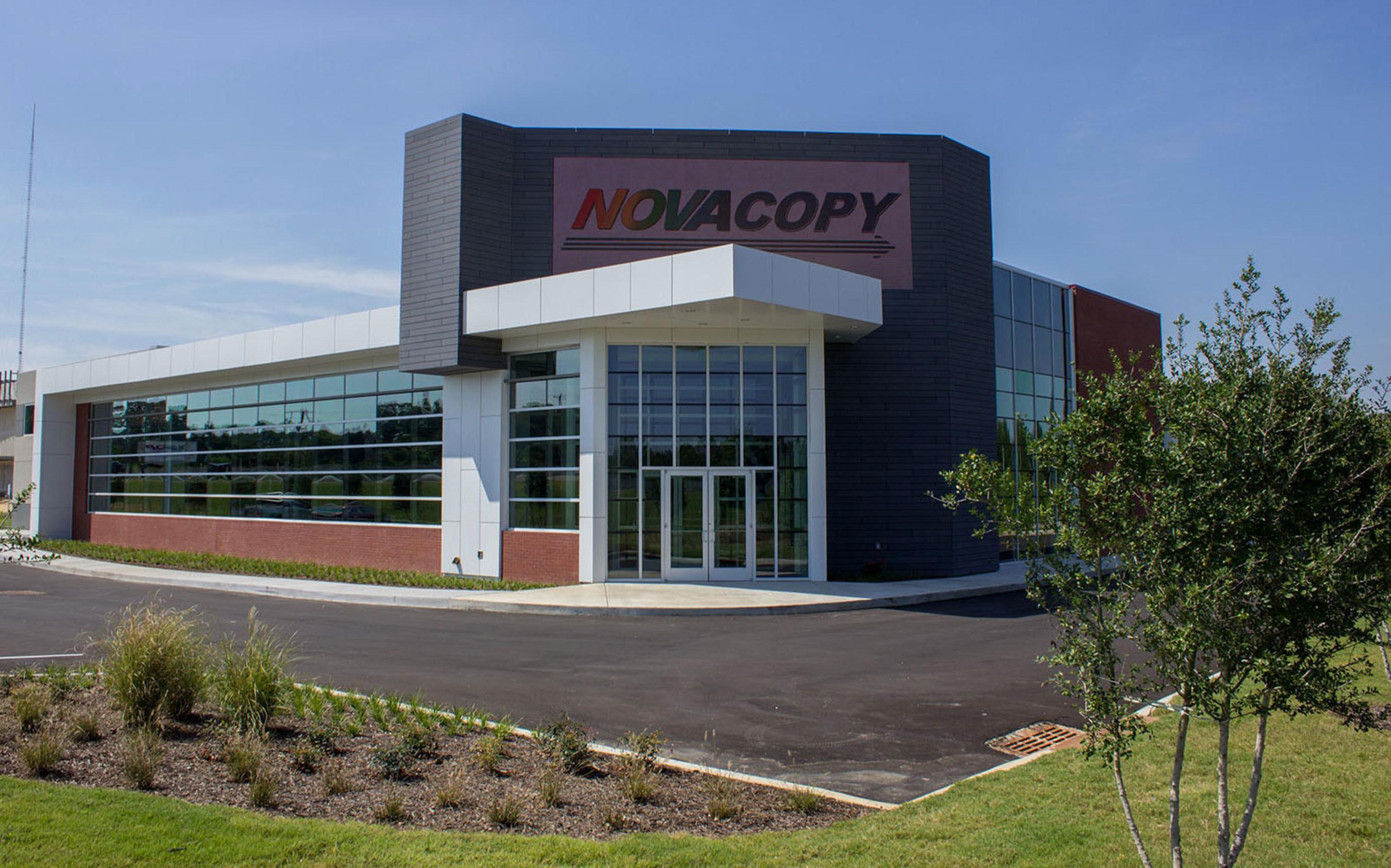NovaCopy Celebrates Memphis Grand Opening