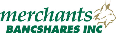 Merchants Bancshares, Inc. Logo (PRNewsFoto/Merchants Bancshares, Inc.)