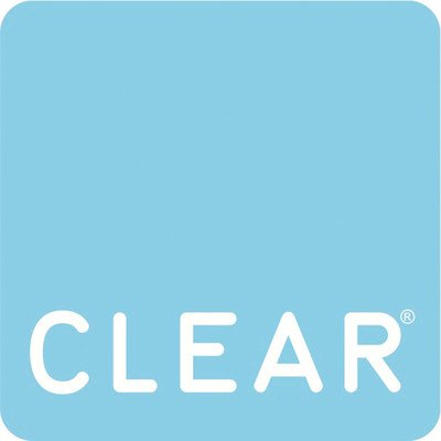 CLEAR logo.  (PRNewsFoto/The Hertz Corporation)