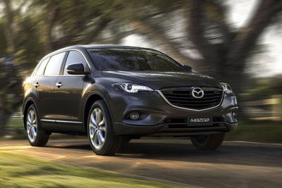 The new CX-9 will debut at the Australian International Motor Show and Bill Jacobs Mazda is excited to receive the car later this year.  (PRNewsFoto/Bill Jacobs Mazda)