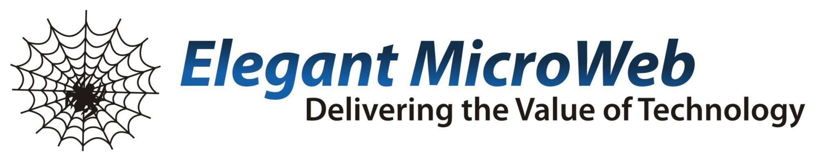 Elegant MicroWeb Logo (PRNewsFoto/Elegant MicroWeb)