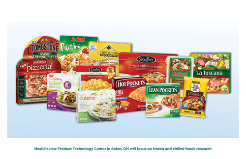 Nestle Announces New Product Technology Center in Ohio